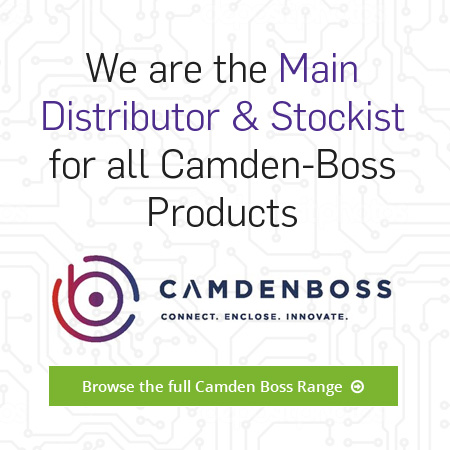Camden boss enclosure