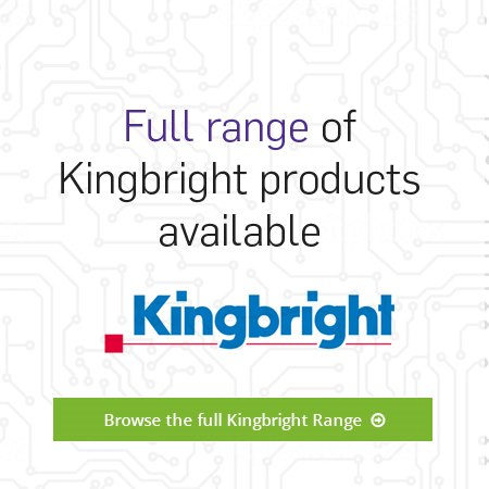Homepage banner - Kingbright