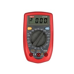 Uni-T UT33B Palm Size Digital Multimeter