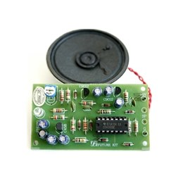 FK501 Photosensor Intruder Alarm