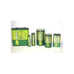 GP Zinc Chloride Batteries