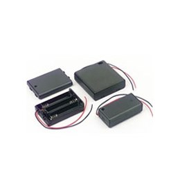 Battery Holders and Boxes