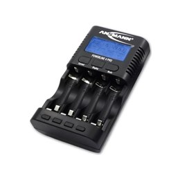Ansmann 1001-0005 Powerline 4 Pro Battery Charger