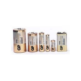 GP Alkaline Batteries - Bulk packed