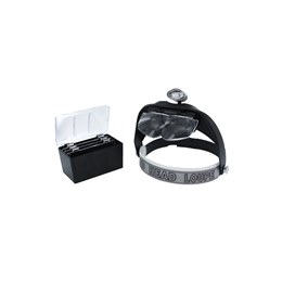 Lightcraft LC1764 Magnifying Visor with 4 Lenses