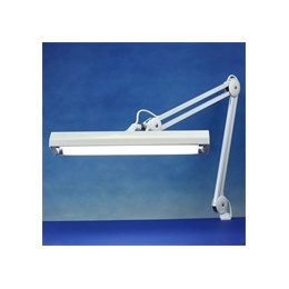 LC8011EUK Twin Tube Professional Task Lamp
