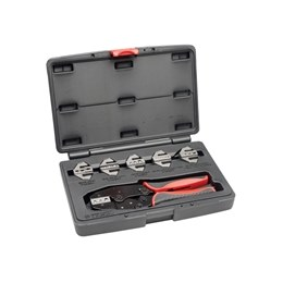 JPR Interchangeable Ratchet Crimp Tool