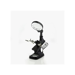 ModelCraft PCL2400 Helping Hand &LED Magnifier