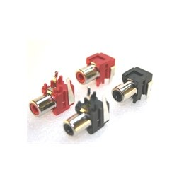 PCB insert phono sockets