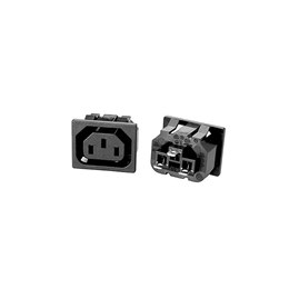 IEC Push-Fit Outlet