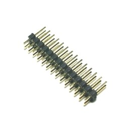 2.54mm Pin Header Straight Dual Row