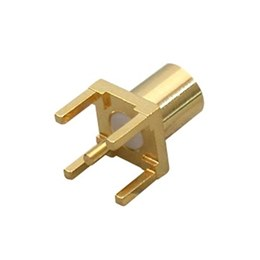 MCX Straight PCB Coaxial Jack