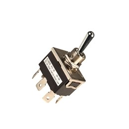 SCI R13-29B DPDT High Current Toggle Switch