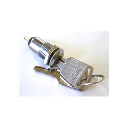 Lorlin SKL Key Lock Switch - Key Withdrawal A&B