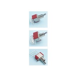 Salecom T80-T Series Miniature PCB Toggle Switch