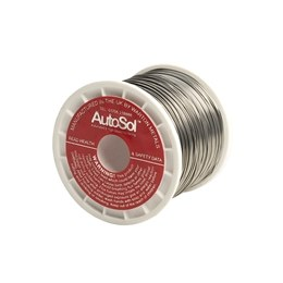Autosol RA Alloy No. 1 Fast Flow 2% Solder Wire