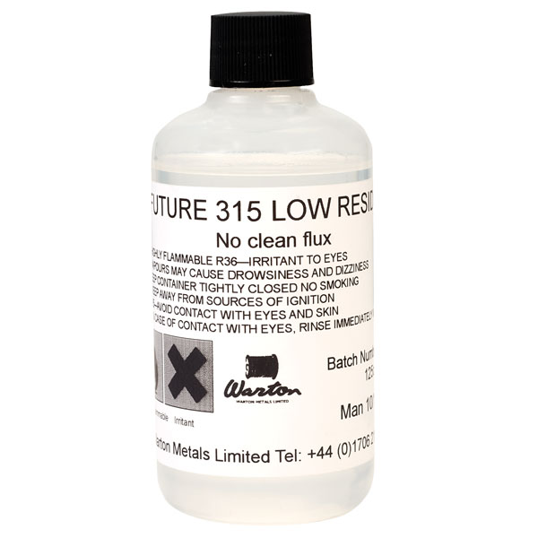 Future 315 Low Residue No Clean Flux