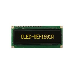 16 X 1 OLED Display