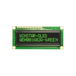 Winstar 16 x 2 OLED Displays