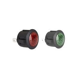 12V Panel Indicators ABRR Series