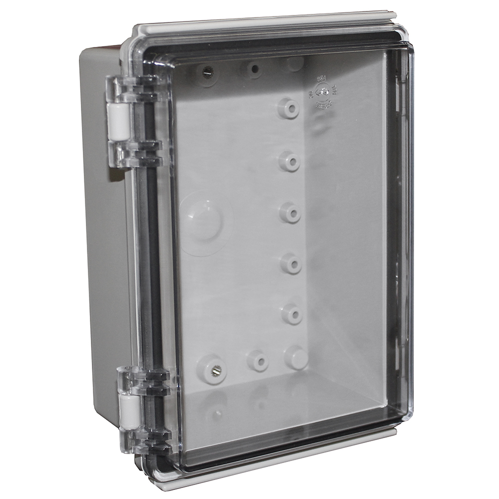 X8 Series Polycarbonate Hinged Enclosure