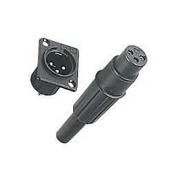 CLIFF CP3000 Series XLR Connectors