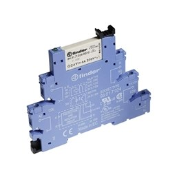 Finder 38.51 DIN Rail Mounting Relay Modules
