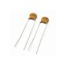 Hitano Ceramic Disc Capacitors - Low K (NPO)