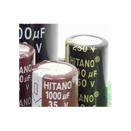 Hitano Electrolytic Capacitors