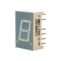Kingbright 10.92mm (0.43in) 7 Segment Display