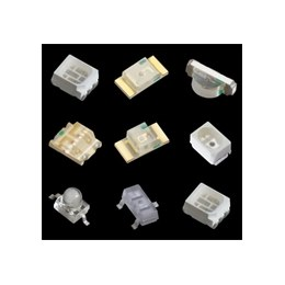 Kingbright Surface Mount LEDS