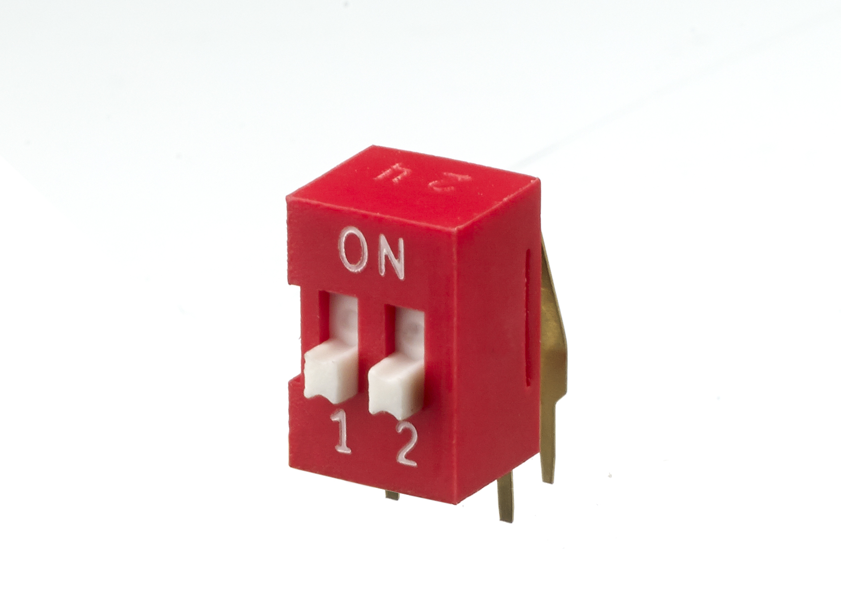 NDA series Right Angle DIL Switches
