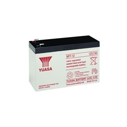 Yuasa NP Series Sealed Lead Acid Battery