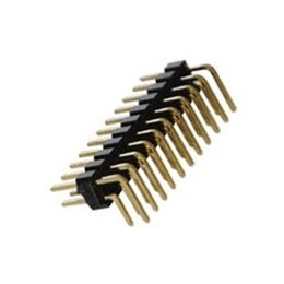 2.54mm Pin Header 90° Dual Row
