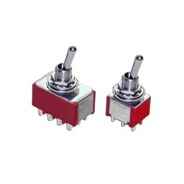 Salecom T80-T Series Miniature Toggle Switch