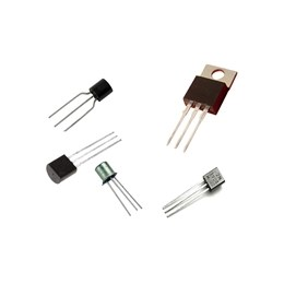 Semiconductors, Rectifiers, Diodes & Transistors | JPR Electronics