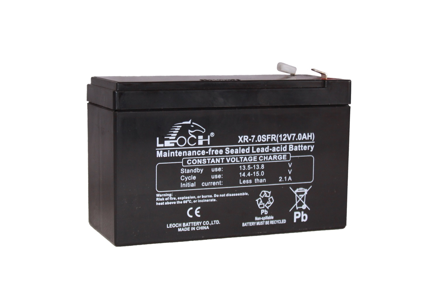 Leoch Xtreme Series Lead Acid Battery