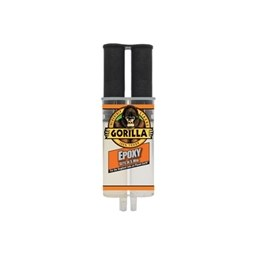 Gorilla Glue 2-Part Epoxy Syringe 25ml 5 min
