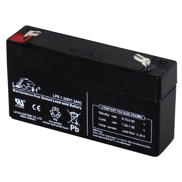 Leoch LP Sealed Lead-Acid Batteries