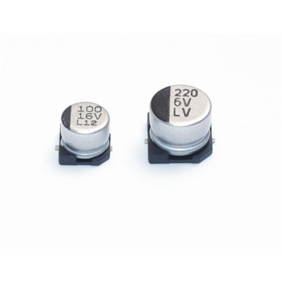 Hitano Electrolytic - ELV SMD 85° Series