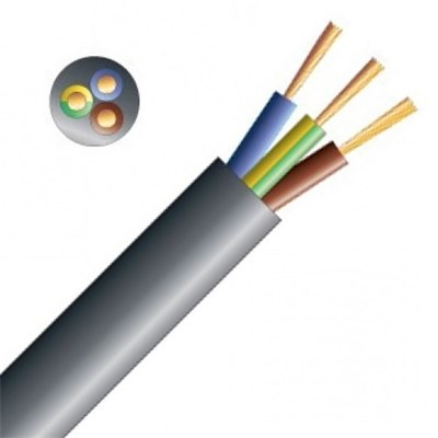 3183Y 1.00mm² Flexible Mains Cable