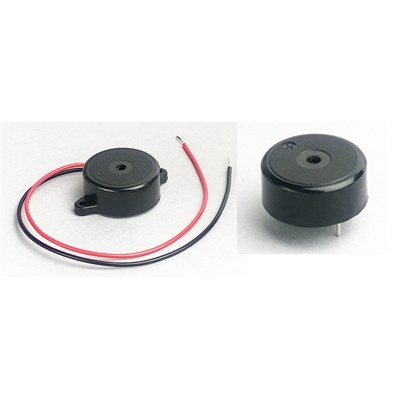 Piezo Buzzers - 23mm Low profile