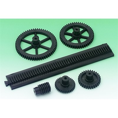 Miniature Gears - 2mm Centre Hole