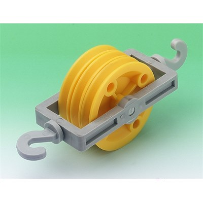 Nylon Pulley Blocks