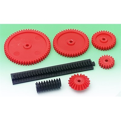 Miniature Gears - 4mm Centre Hole