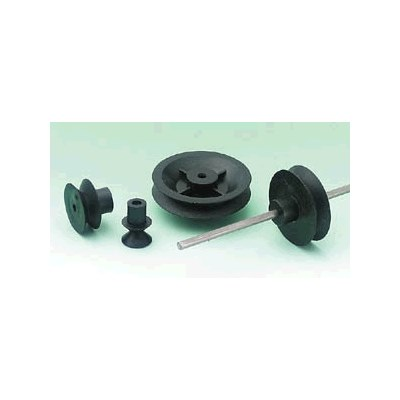 Miniature Pulleys - 2mm bore