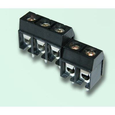 Tianli 5mm Low Profile PCB Mount Terminal Block