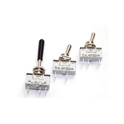 Industrial toggle switches- APEM 600H