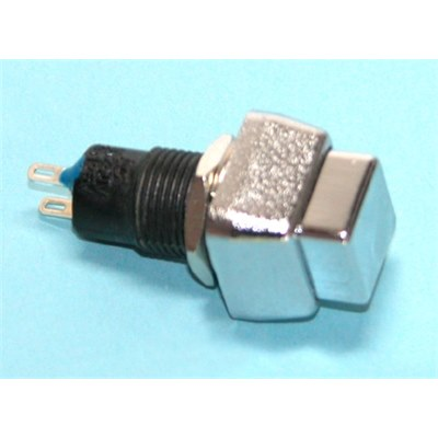 Square latching Push Switch SCI R13-83B Series
