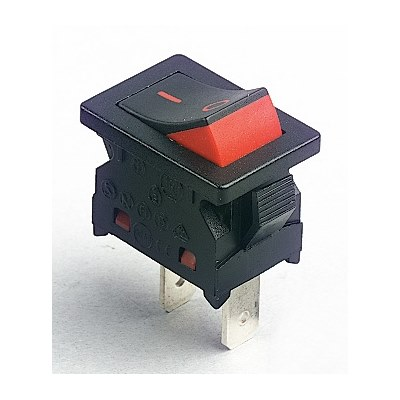 Everel TECHNO Series Visi Rocker Switch